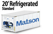 20' Refrigerated Standard