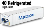 40' Refrigerated Hi-Cube