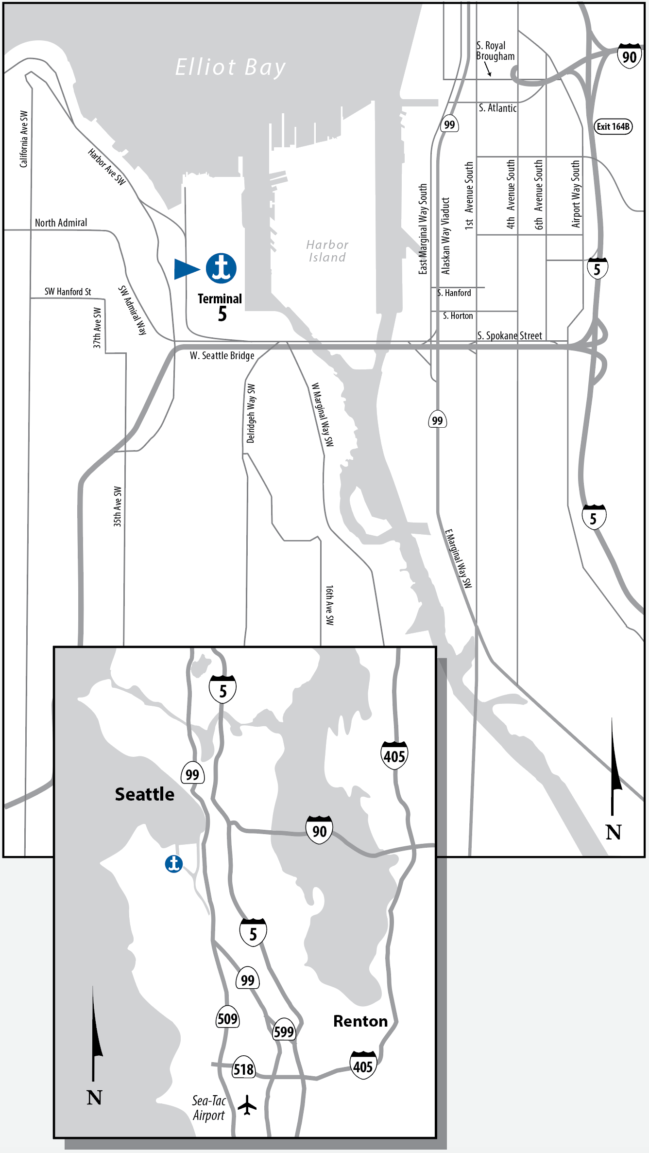 Find Matson at Port of Seattle | MATSON