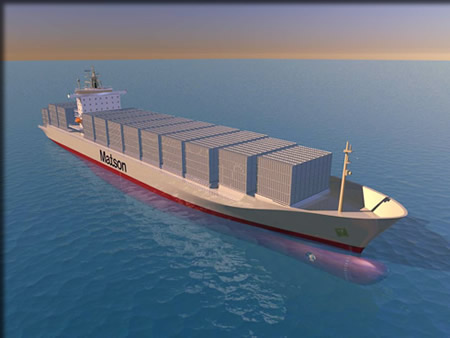 Talking about kpua hawaii news matson s latest container ship to arrive sunday - Matson container homes ...